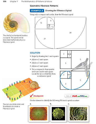 7.4 Fibonacci & Other Patterns