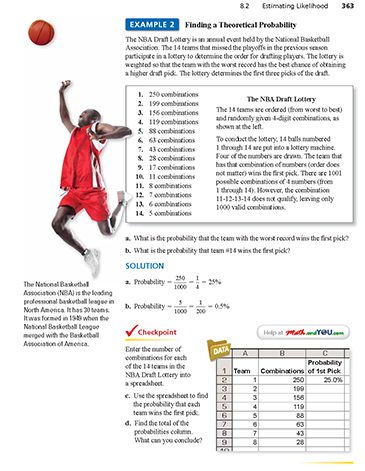 8.2 Estimating Likelihood